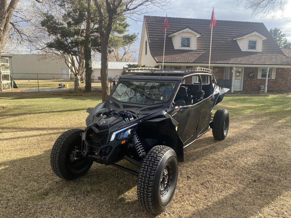 For Sale: 2018 X3 Max Turbo R - photo2