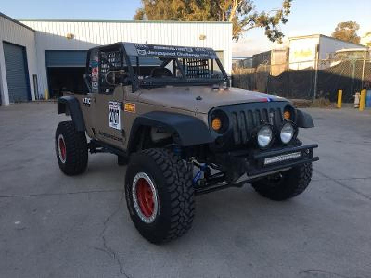 For Sale: Race Ready 2013 Jeep Wrangler - photo1