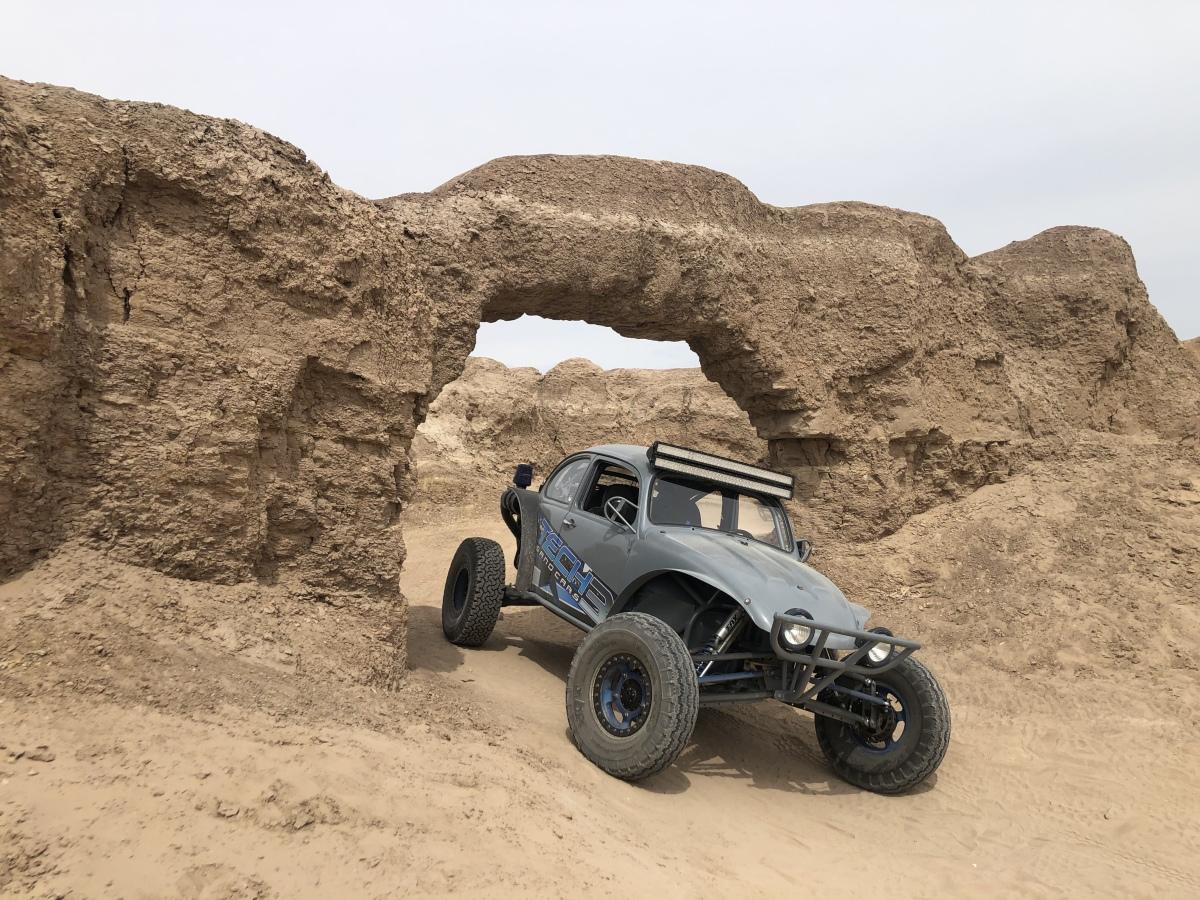 For Sale: Long travel A-arm Baja bug  - photo2