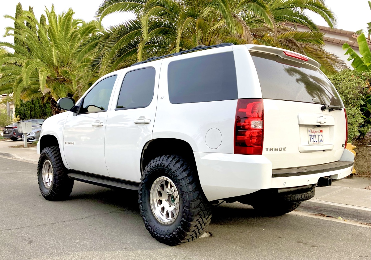 For Sale: 2009 Chevy Tahoe 4X4 on 35s - photo6