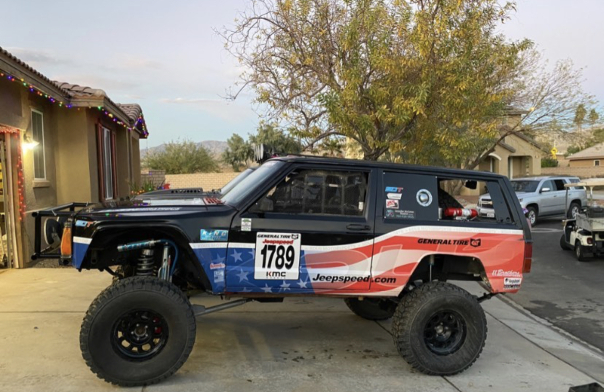 For Sale: Race jeep class 1700 jeepspeed  - photo4