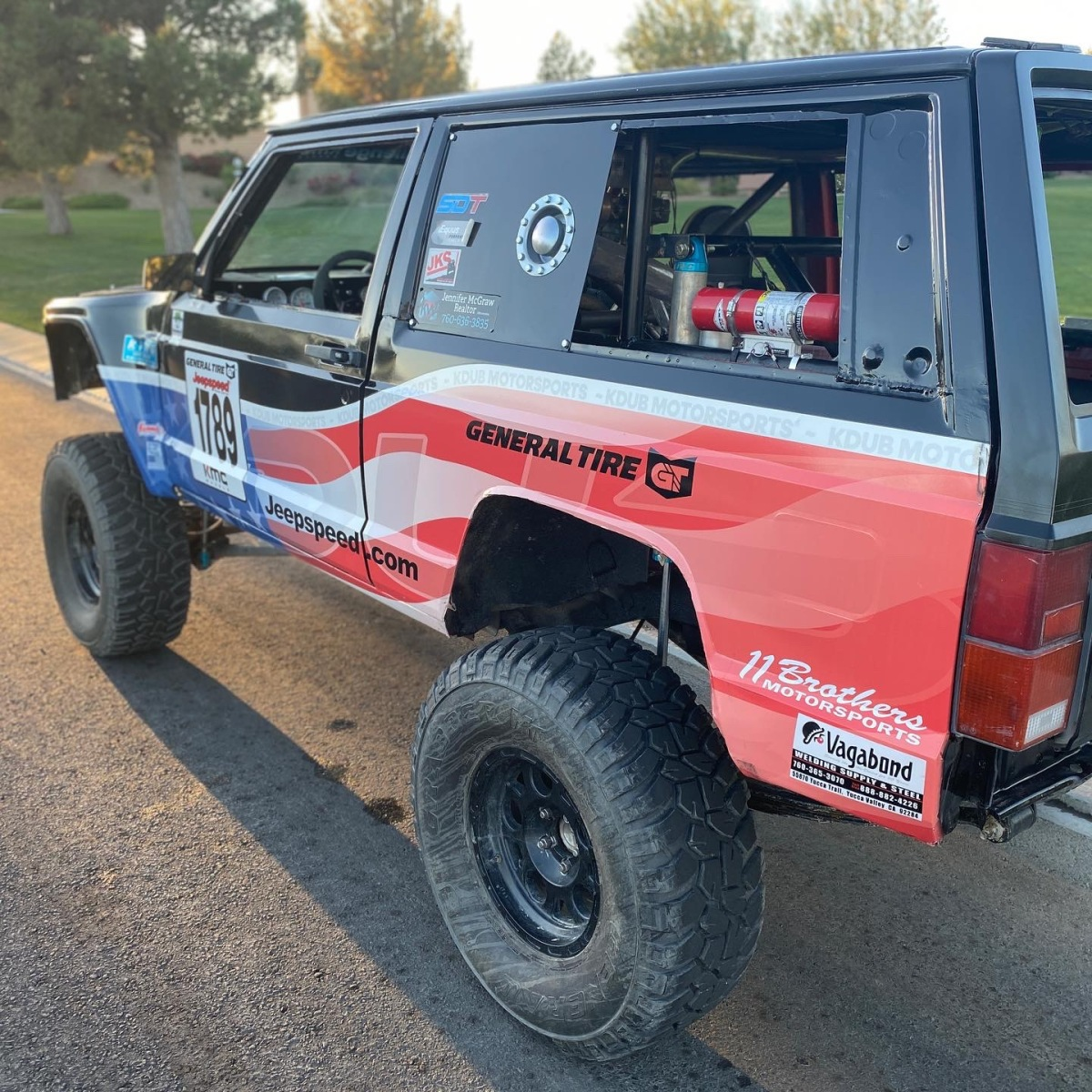 For Sale: Race jeep class 1700 jeepspeed  - photo2