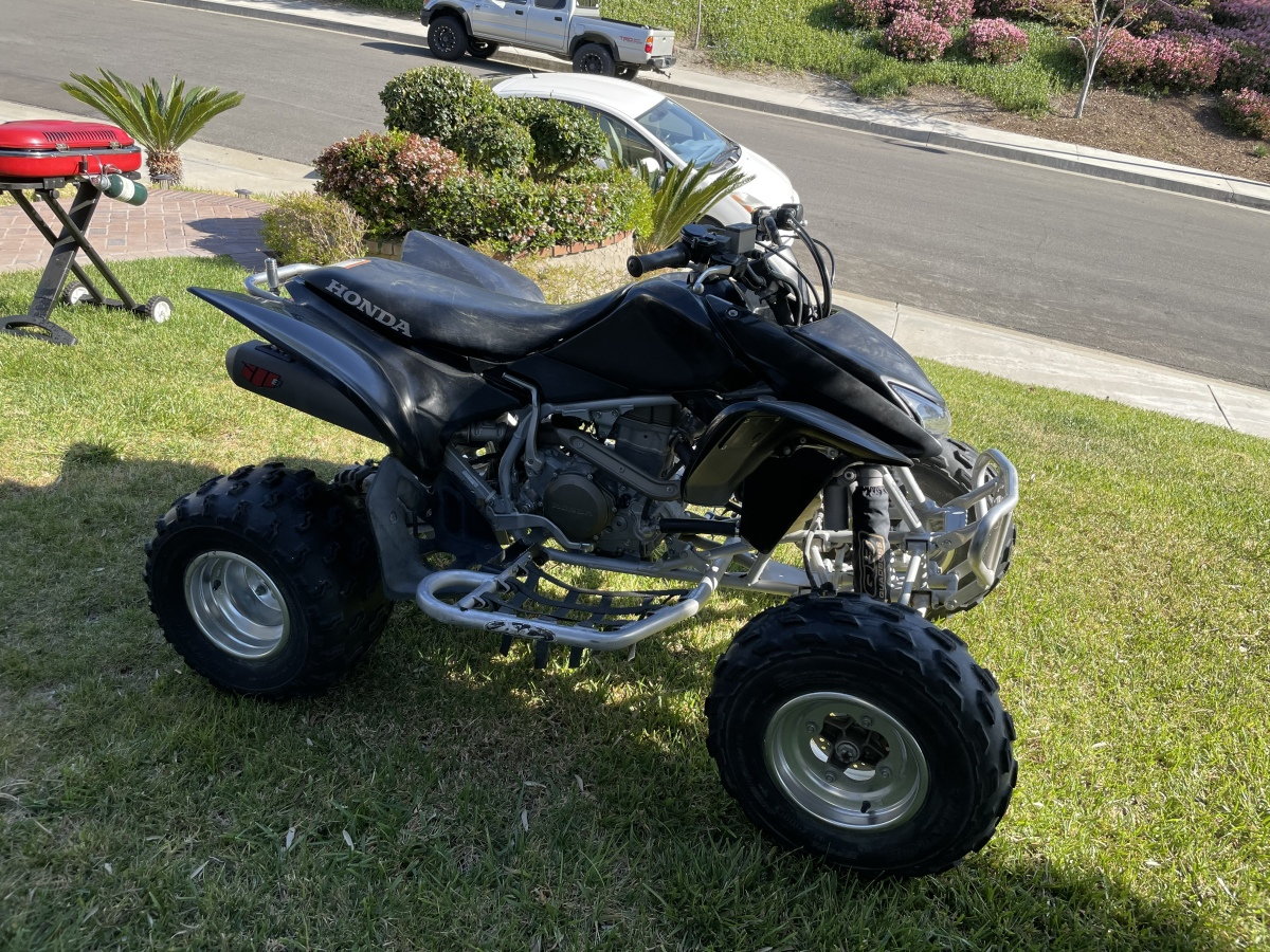 For Sale: 2005 TRX 450R for Sale - photo0