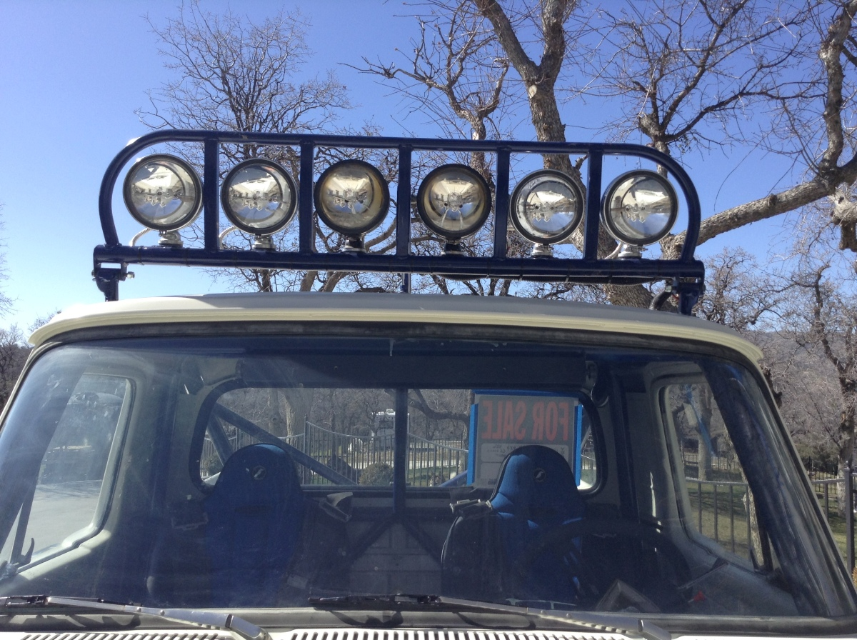 For Sale: '66 Ford F-100 4x4 - photo11