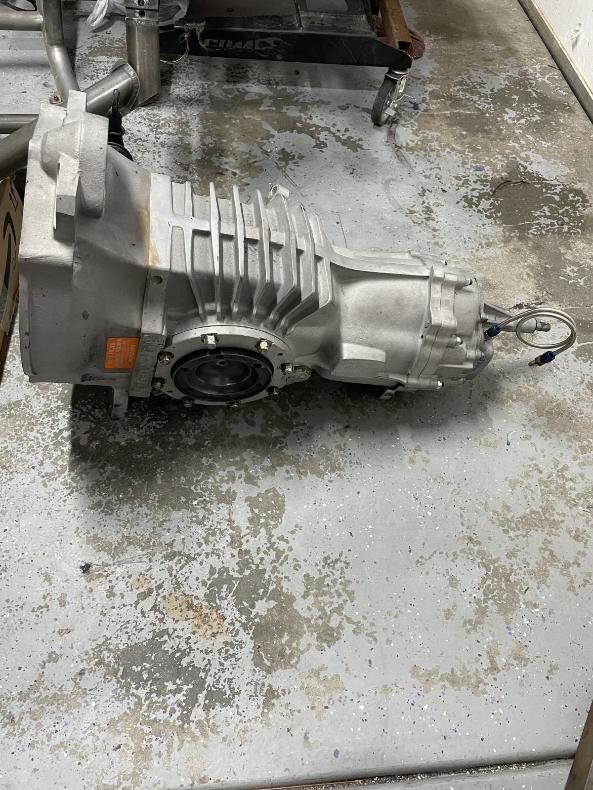 For Sale: Mendeola 2d transaxle - photo0