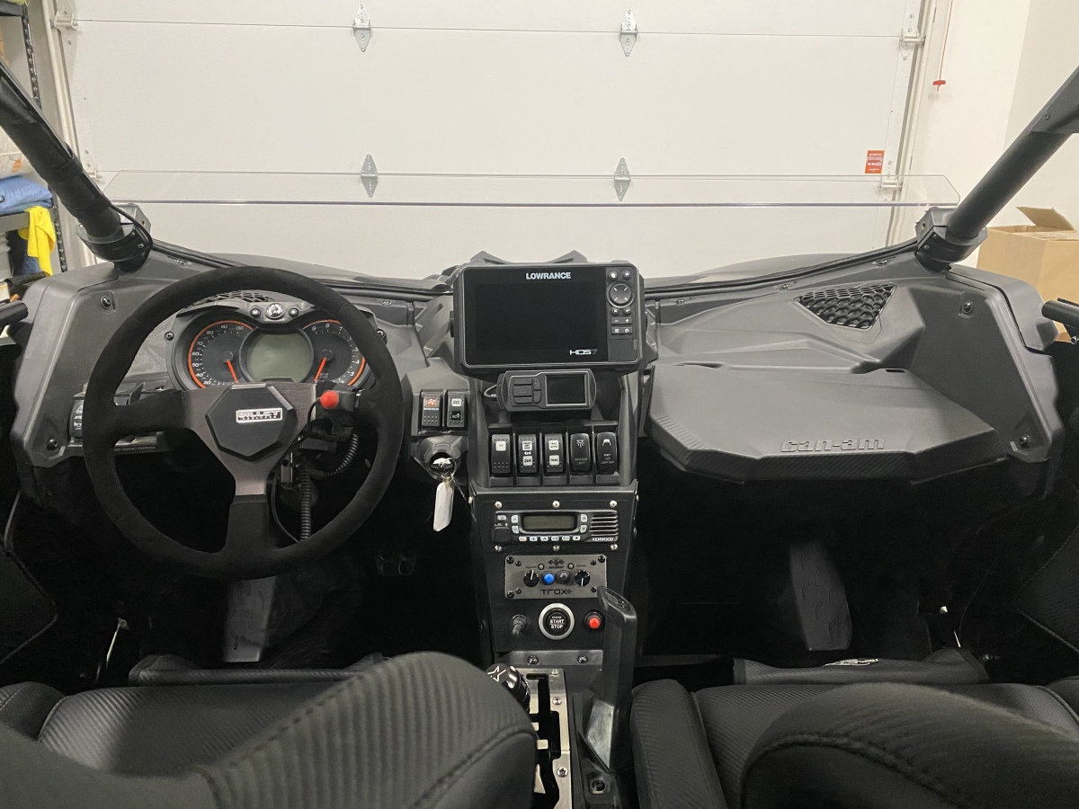 For Sale: 2019 Can Am X3 Max 4 seat - photo1