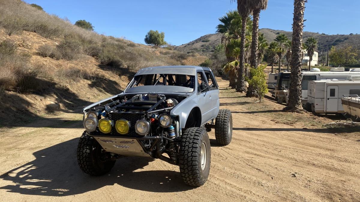 For Sale: Toyota 4runner V8 race truck - photo1