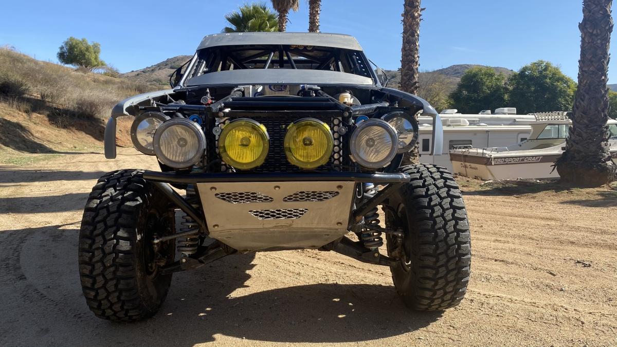 For Sale: Toyota 4runner V8 race truck - photo6