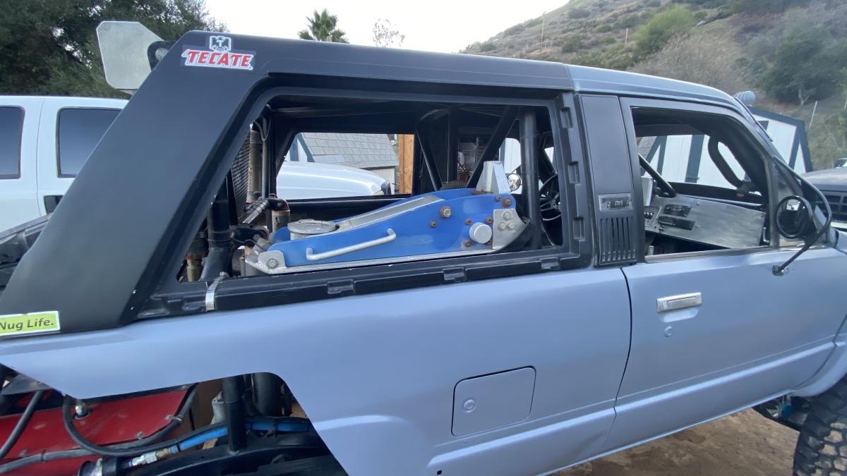 For Sale: Toyota 4runner V8 race truck - photo10