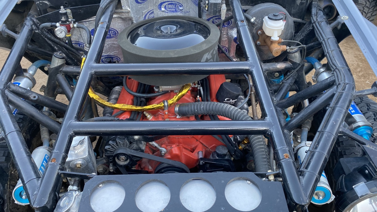 For Sale: Toyota 4runner V8 race truck - photo13