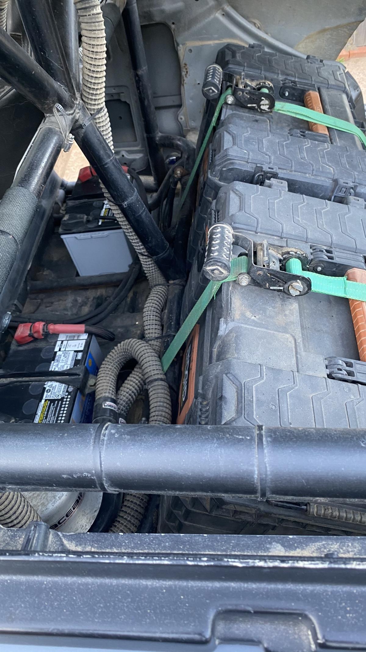 For Sale: Toyota 4runner V8 race truck - photo15
