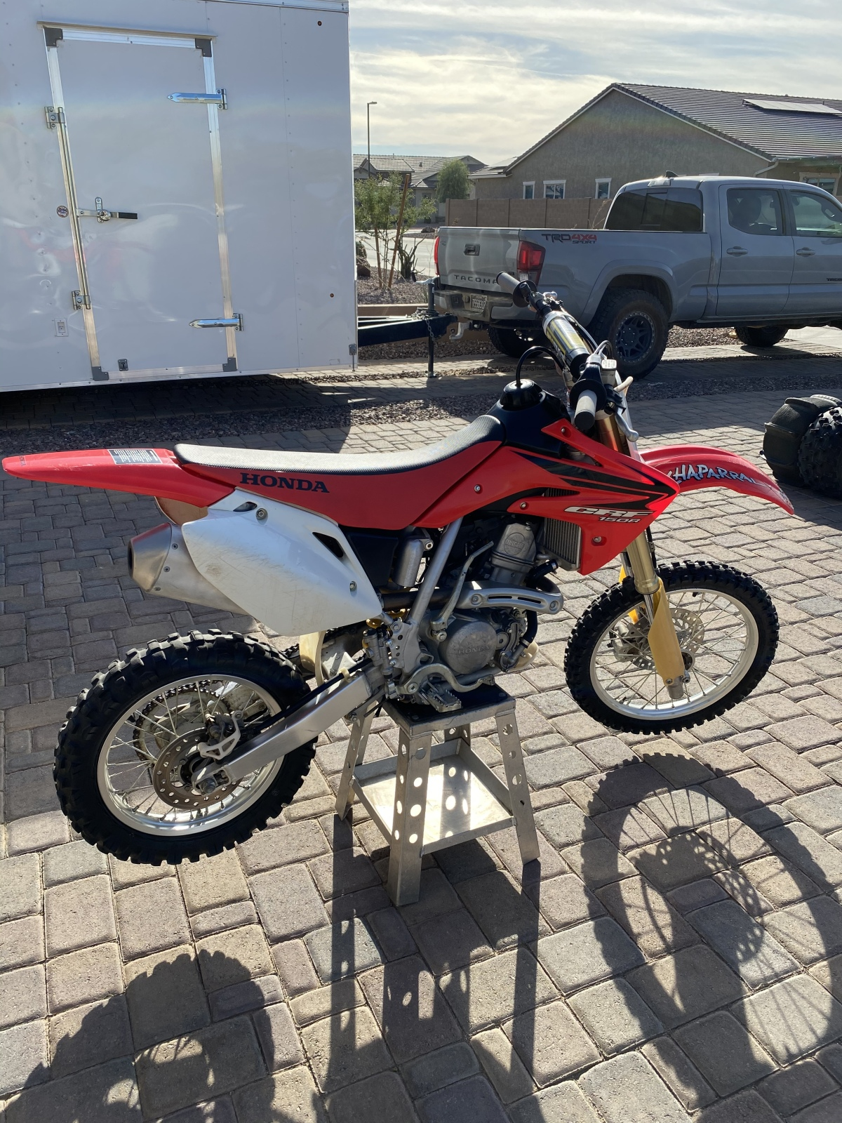 For Sale: 2007 CRF 150 R  - photo0
