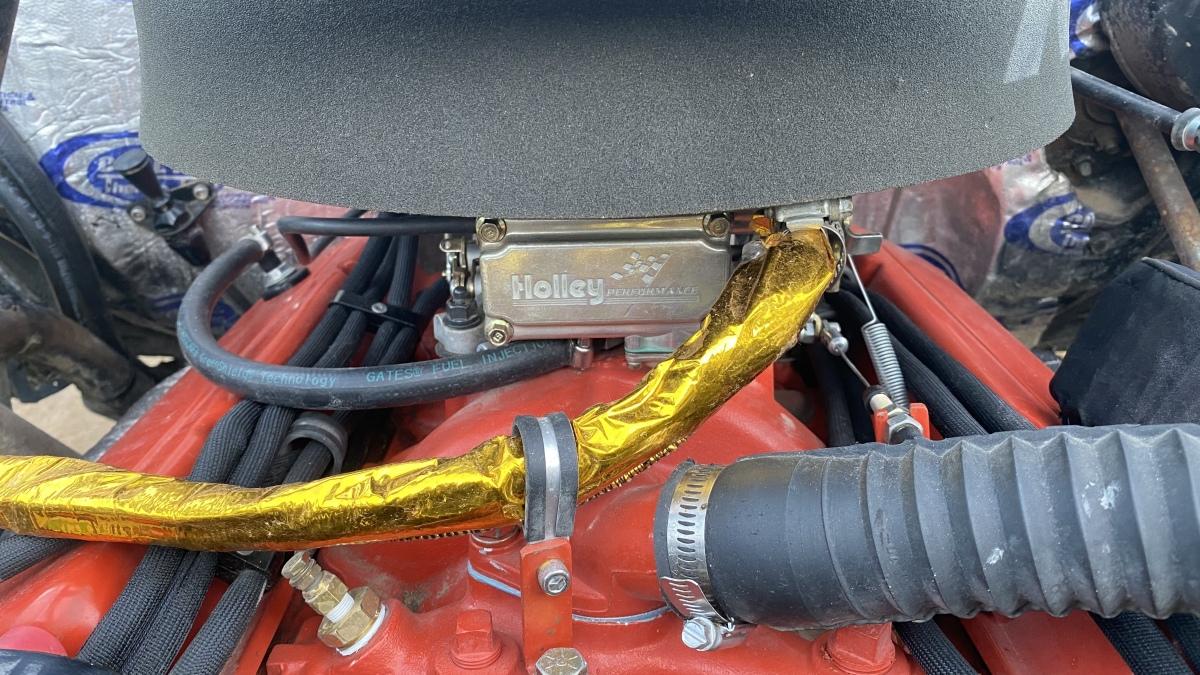 For Sale: Toyota 4runner V8 race truck - photo12