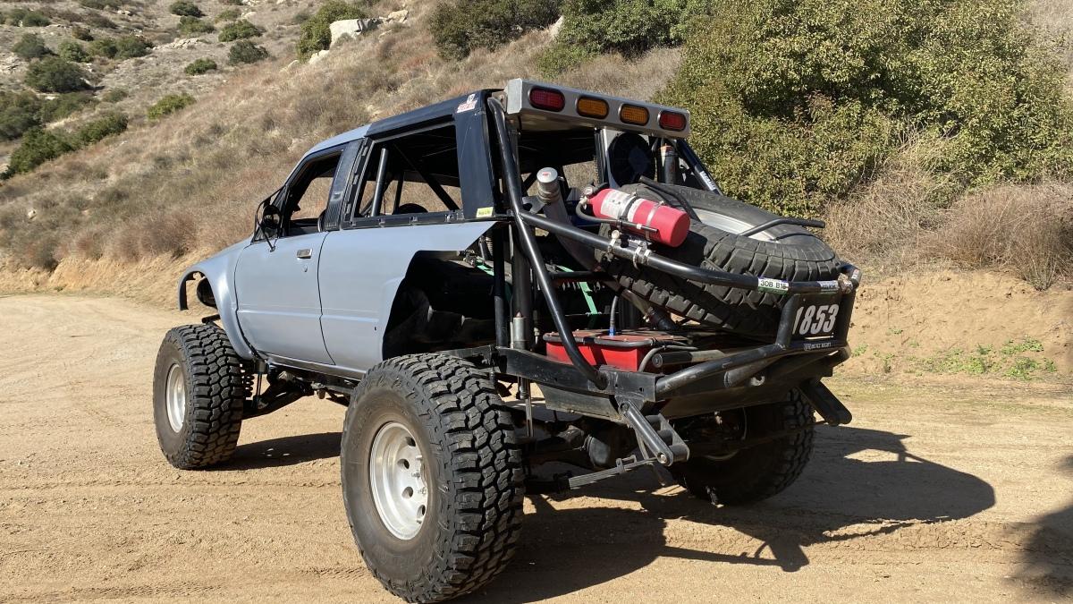 For Sale: Toyota 4runner V8 race truck - photo5