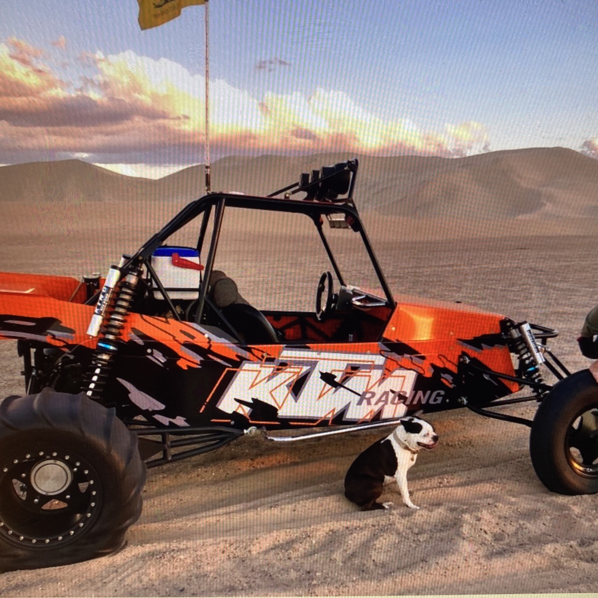 For Sale: King Sand Car - photo0
