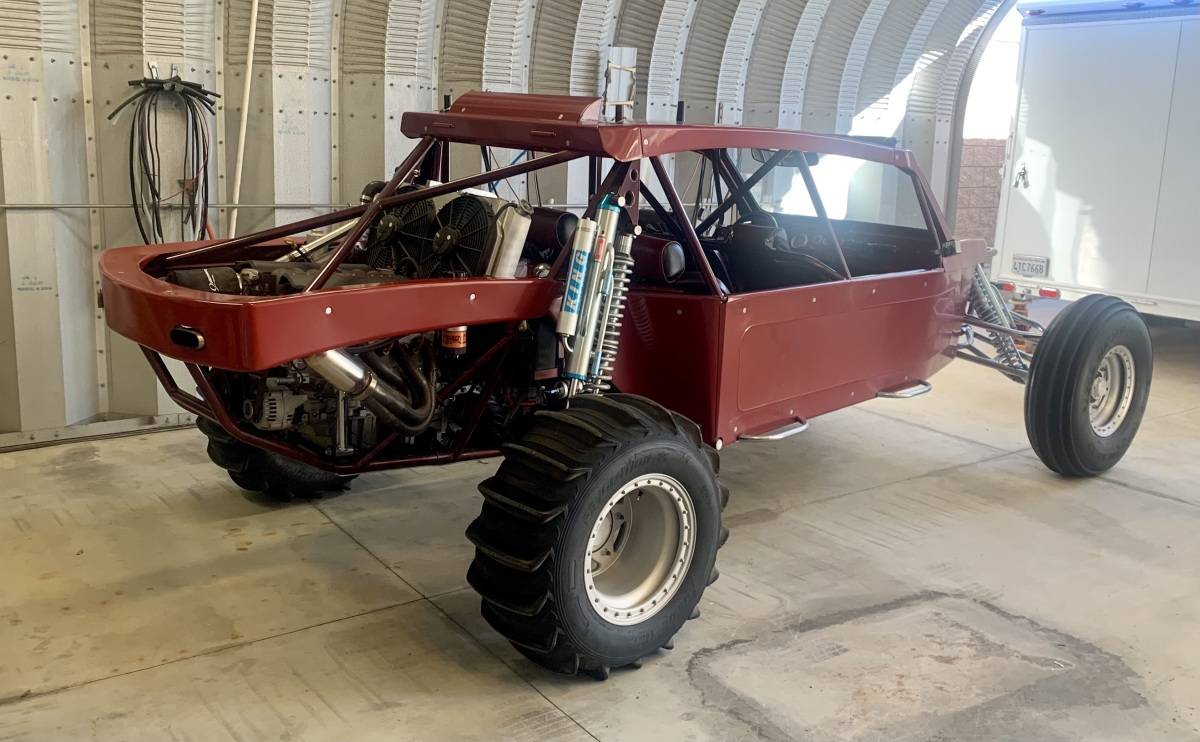 For Sale: 08 Trick Car - photo1