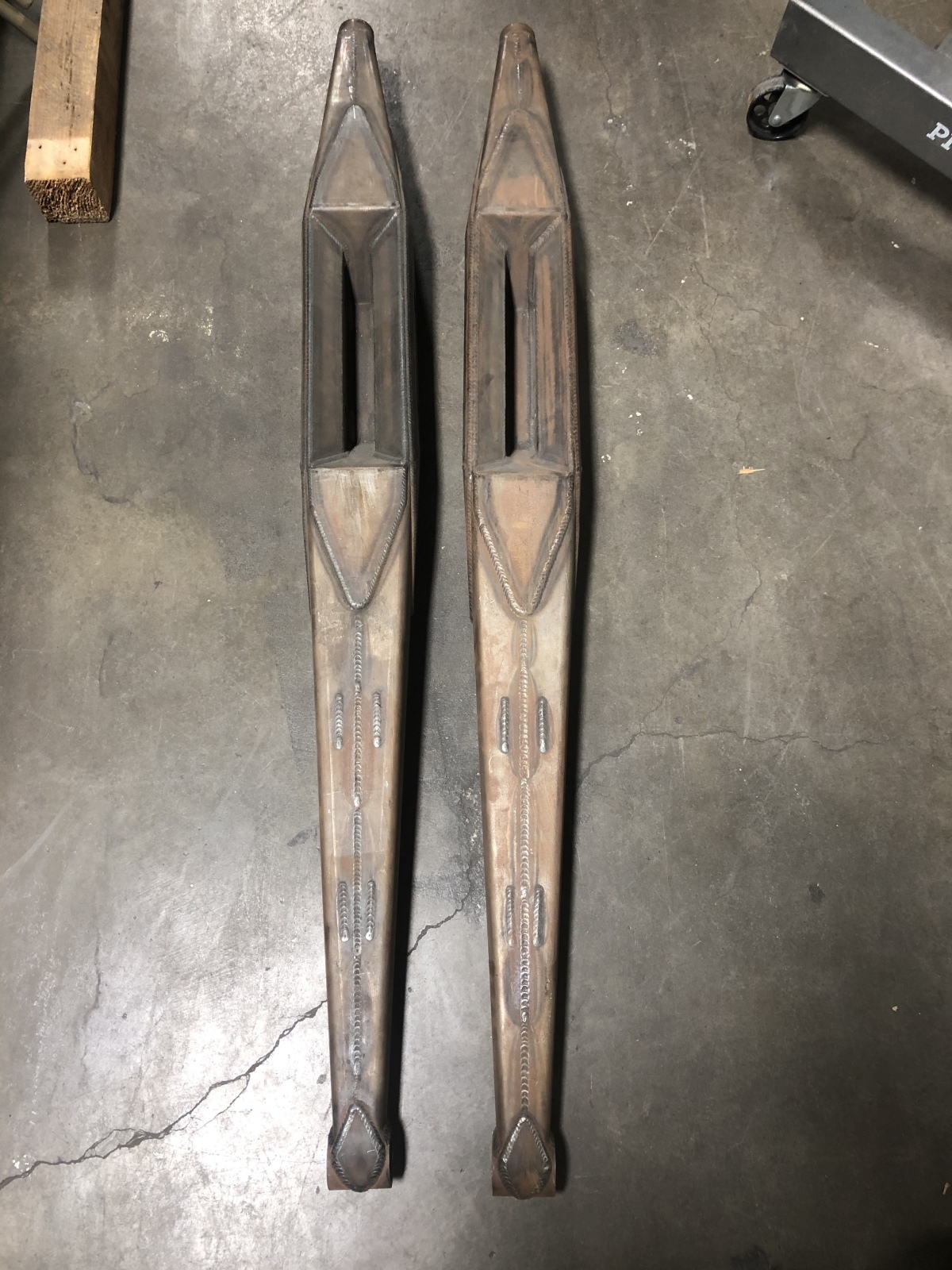 For Sale: Dirt King trailing arms - photo0
