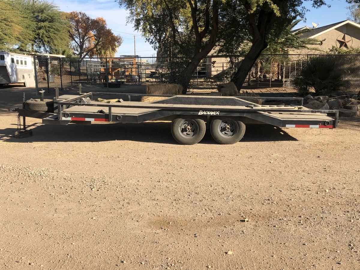 For Sale: Flatbed Trailer For Sale - photo0
