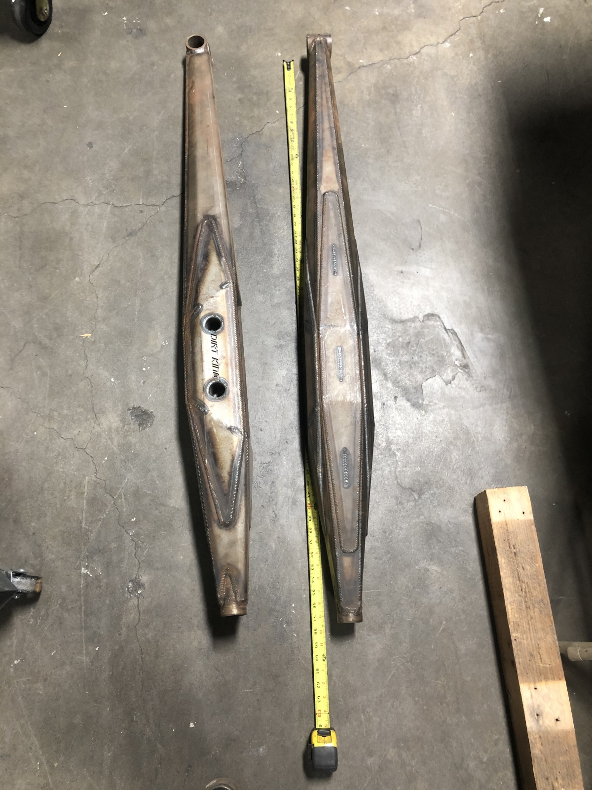 For Sale: Dirt King trailing arms - photo2