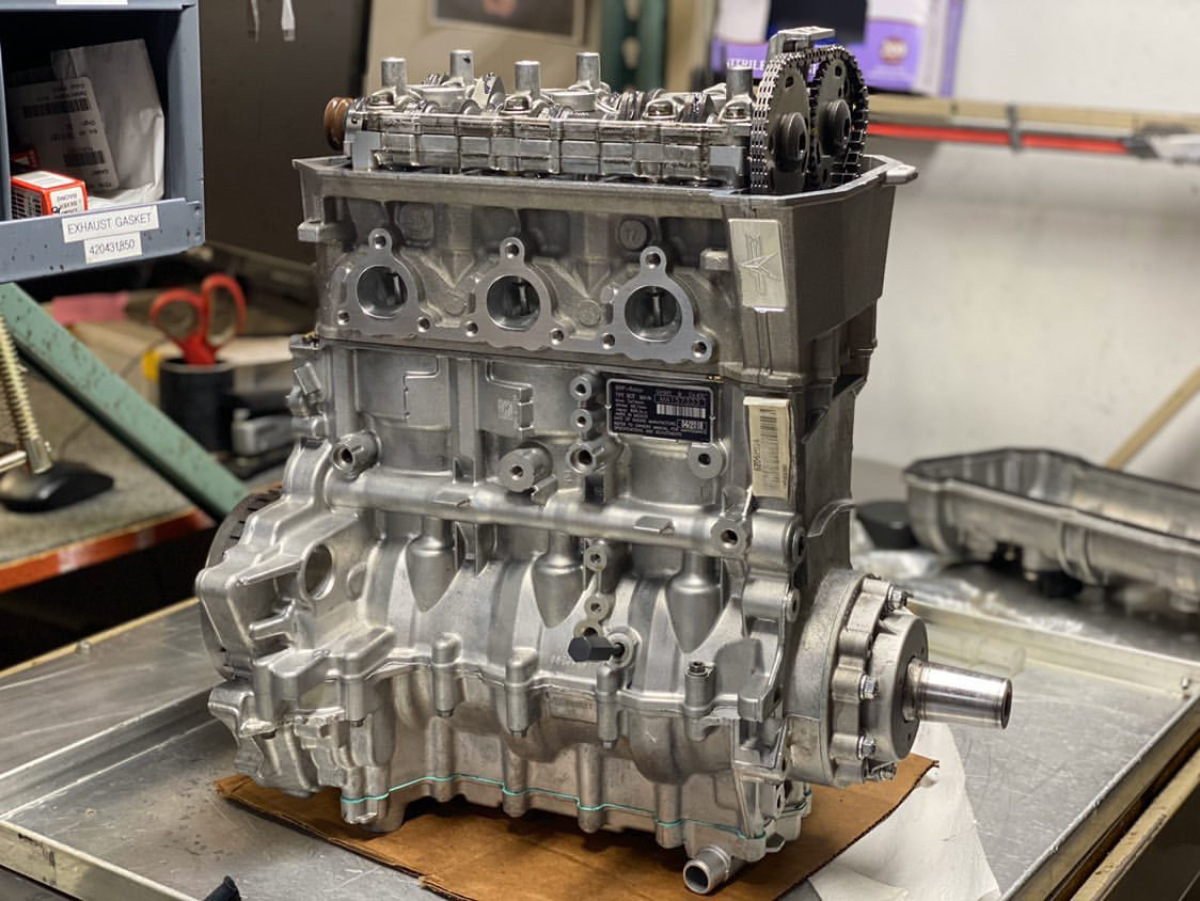 For Sale: Built Canam X3 530hp+ Evo Race Engine/MoTec - photo13