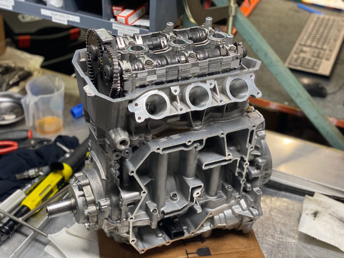 For Sale: Built Canam X3 530hp+ Evo Race Engine/MoTec - photo15