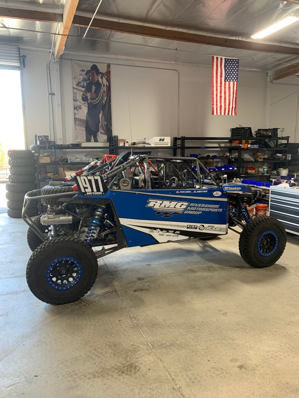 For Sale: Polaris RZR XP1000 Race UTV - NA Production class - Cognito chassis - photo0