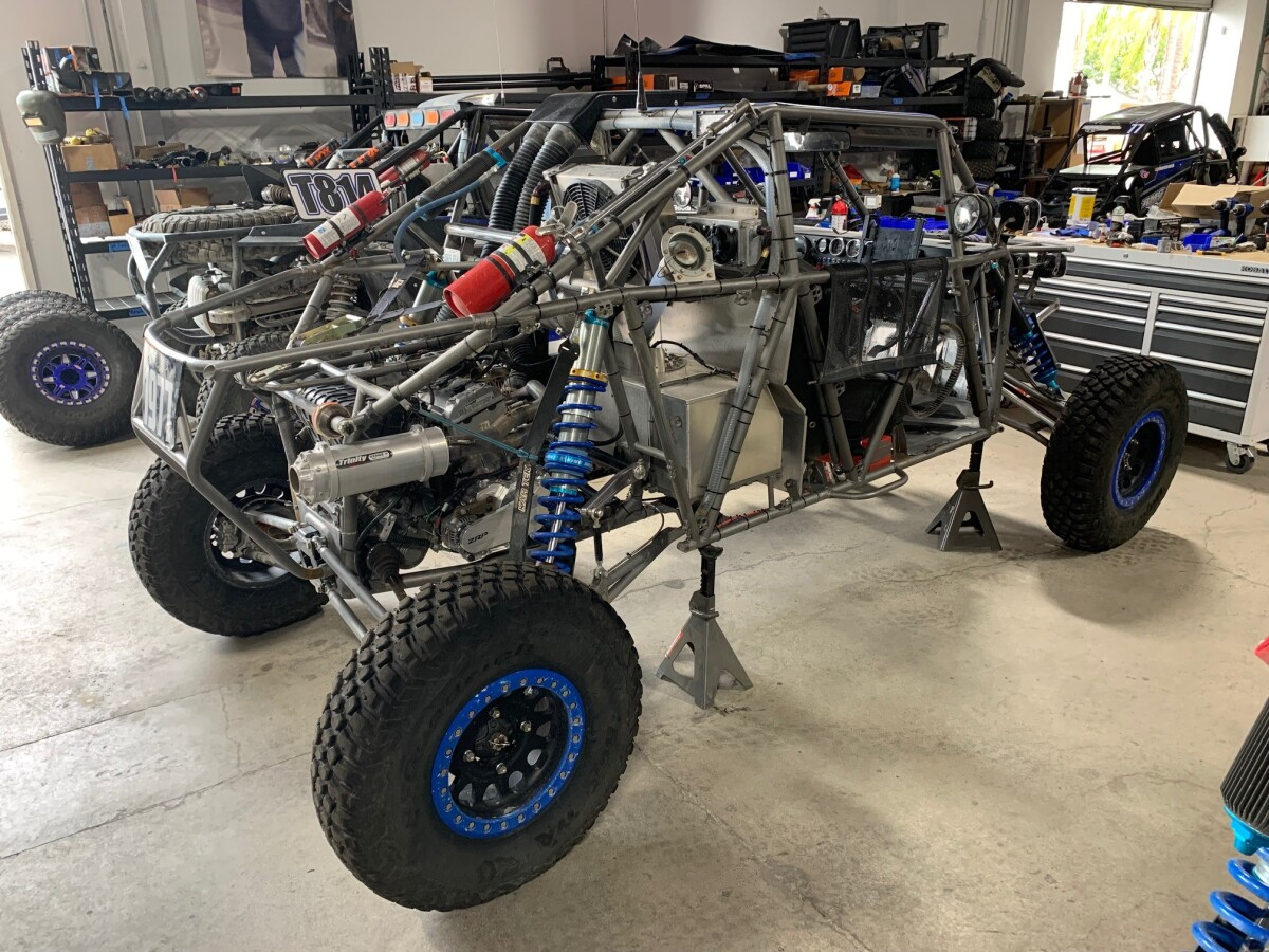 For Sale: Polaris RZR XP1000 Race UTV - NA Production class - Cognito chassis - photo2