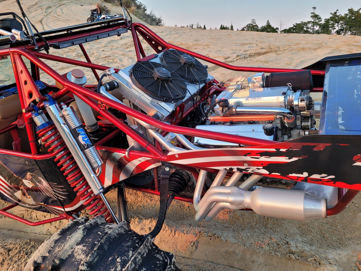 For Sale: Desert Dynamics stroked LS2 w/blower +S4  - photo4