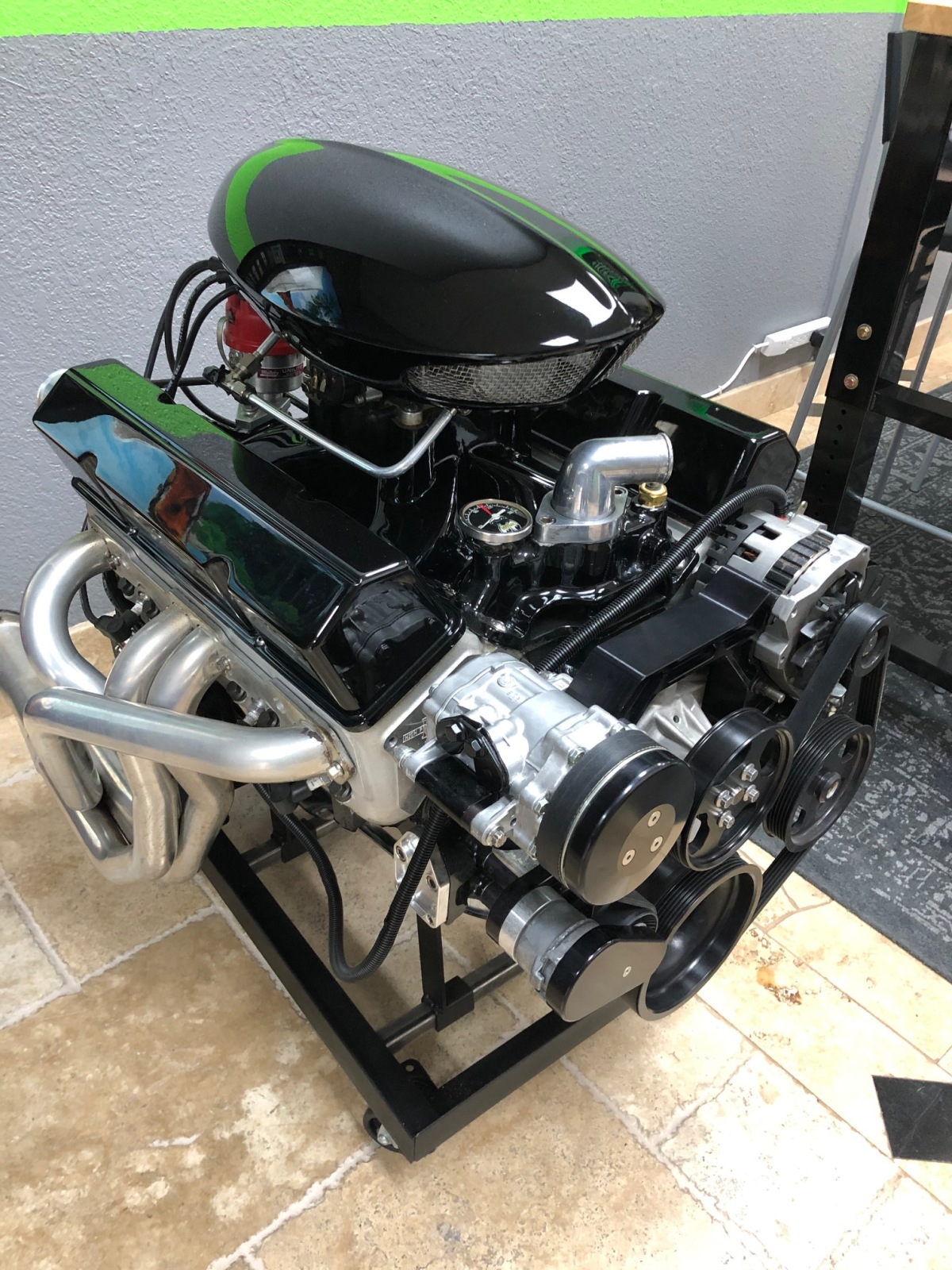 For Sale: SBC 383 Stroker Racing Engine - Turn Key - Everything you see is Included - photo1