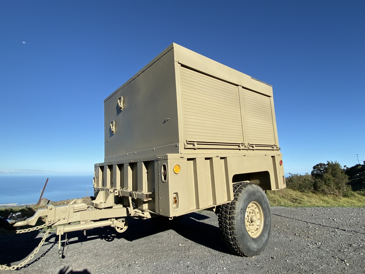 For Sale: Off-Road Over landing Expedition Camping Work Concession M1102 Trailer  - photo0