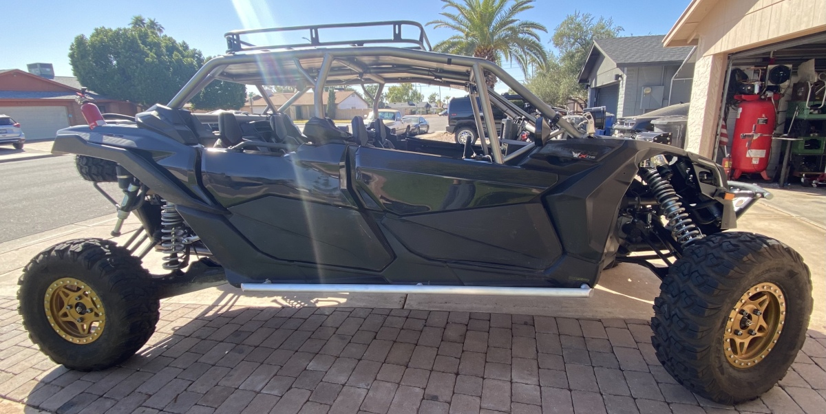 For Sale: CanAm X3 RS Max  - photo12