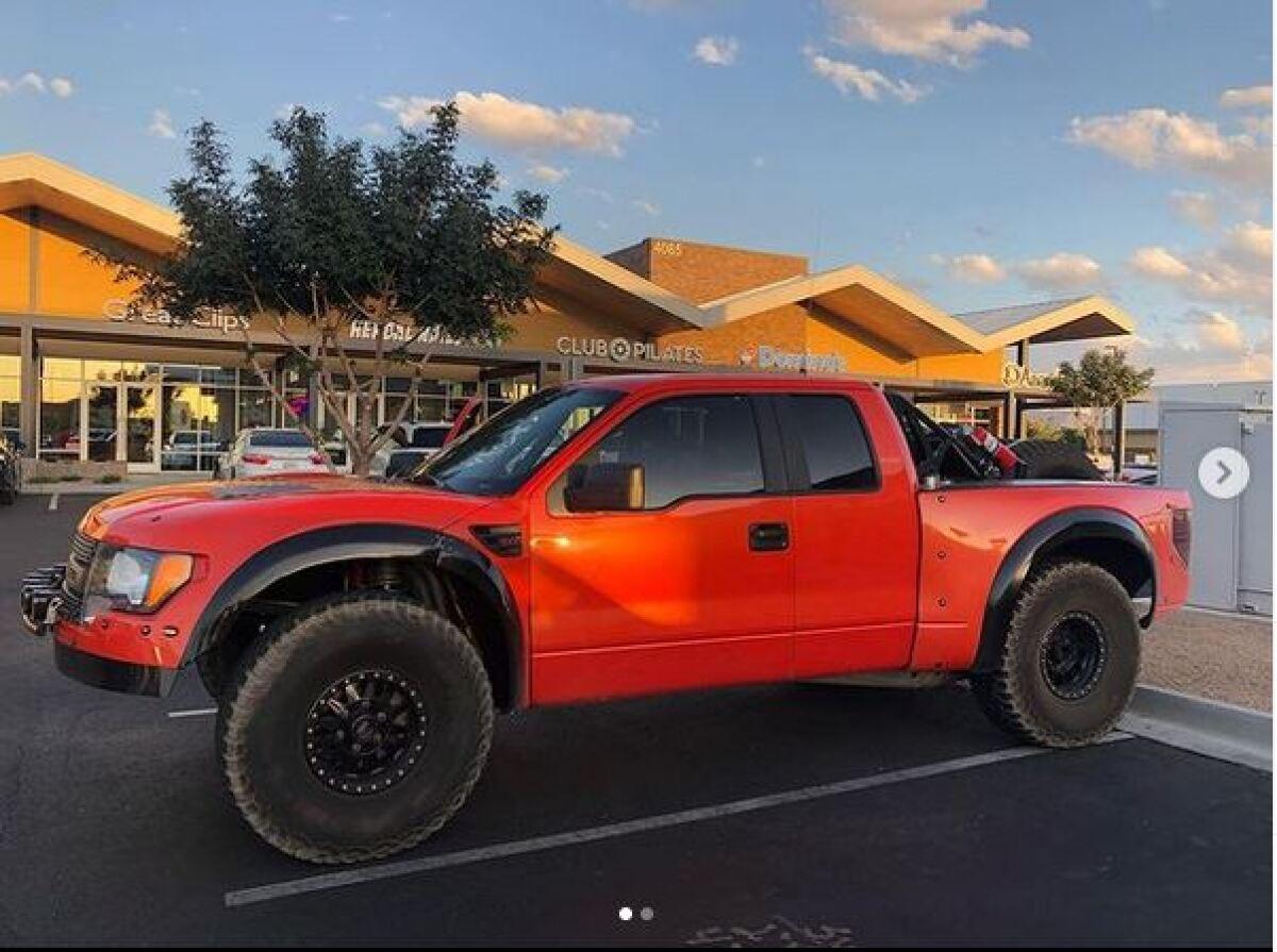 For Sale: 2014 Raptor Pre Runner 3 Seater Truck - photo5