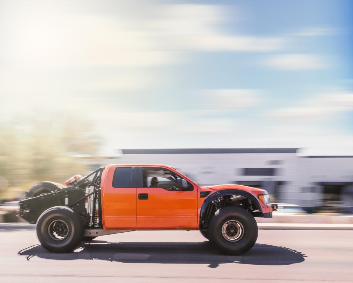 For Sale: 2014 Raptor Pre Runner 3 Seater Truck - photo1