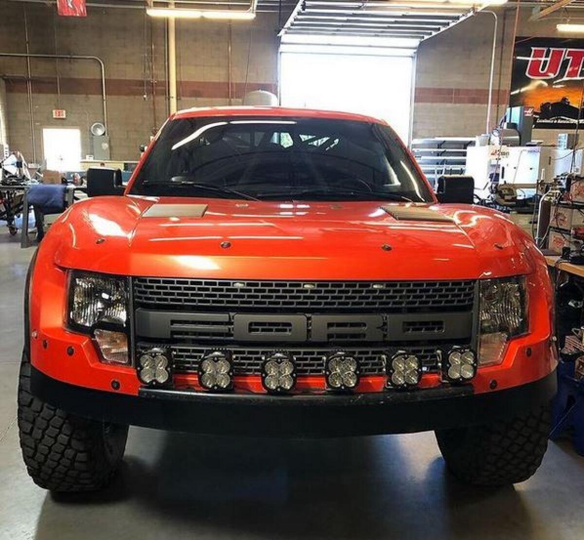 For Sale: 2014 Raptor Pre Runner 3 Seater Truck - photo8