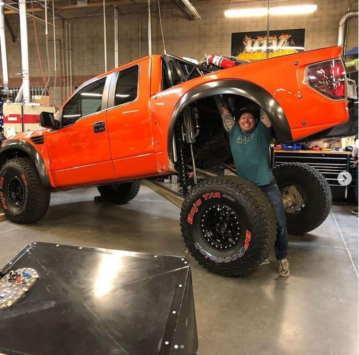 For Sale: 2014 Raptor Pre Runner 3 Seater Truck - photo6