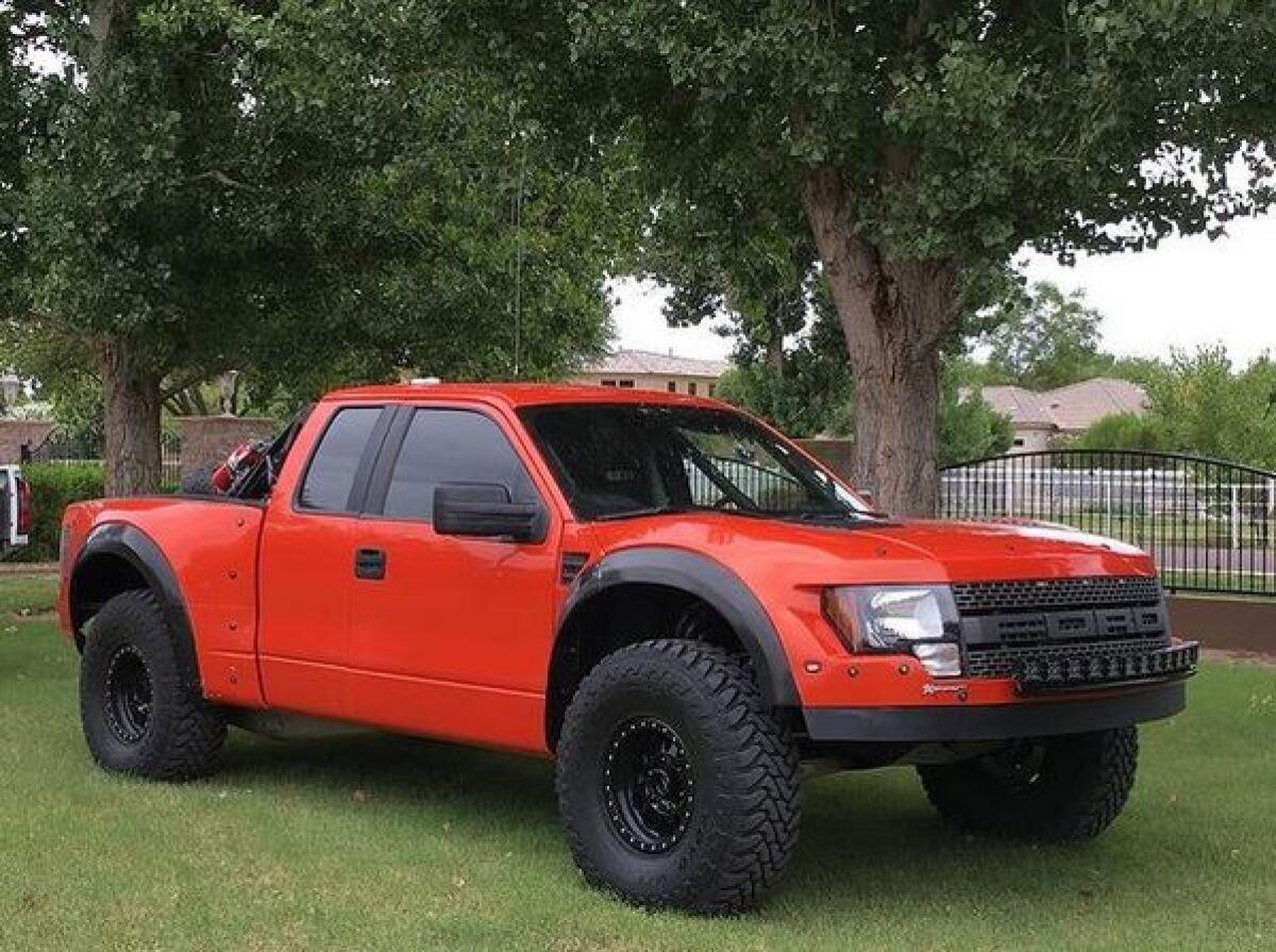 For Sale: 2014 Raptor Pre Runner 3 Seater Truck - photo10