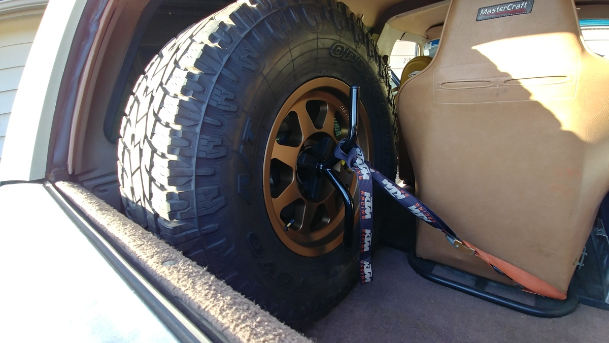 For Sale: 1995 FORD BRONCO 3 SEATER KINGS  - photo6