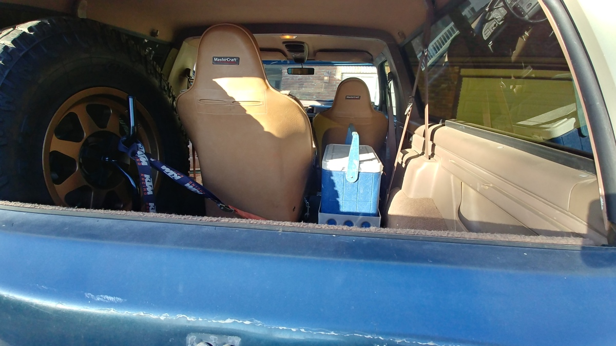 For Sale: 1995 FORD BRONCO 3 SEATER KINGS  - photo7