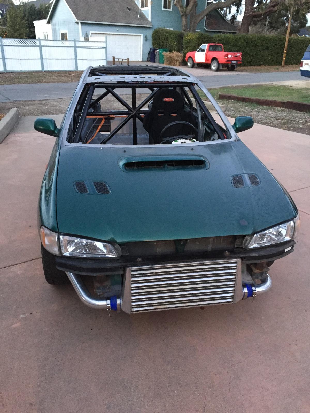 For Sale: Subaru Impreza project - photo2