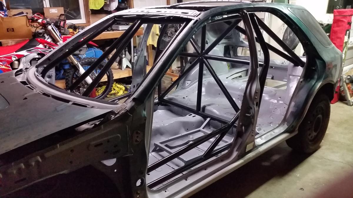 For Sale: Subaru Impreza project - photo4