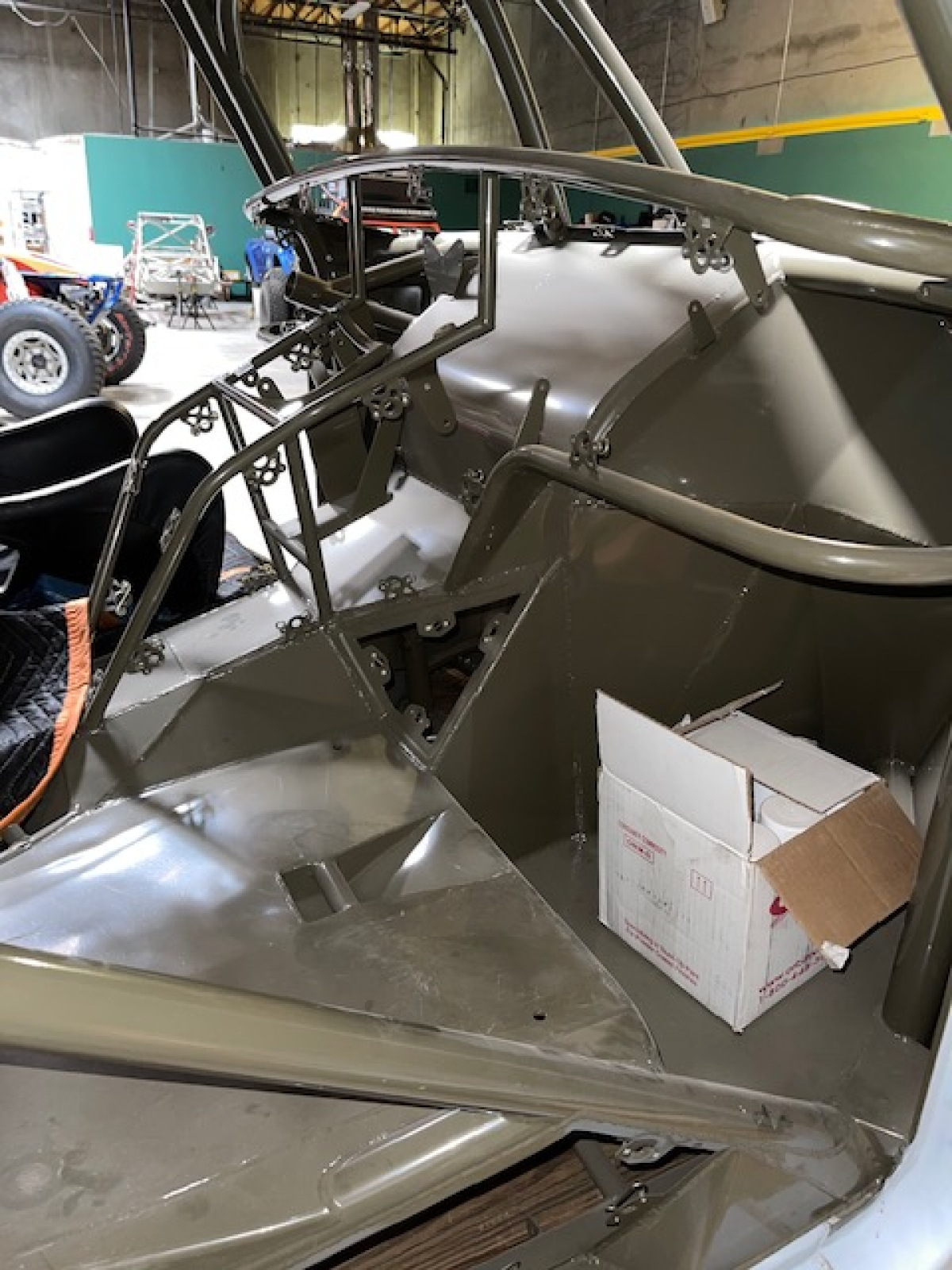 For Sale: 3 Seat Jefferies Built Ford F-100 Luxury Prerunner Project-Ready for assembly  - photo8