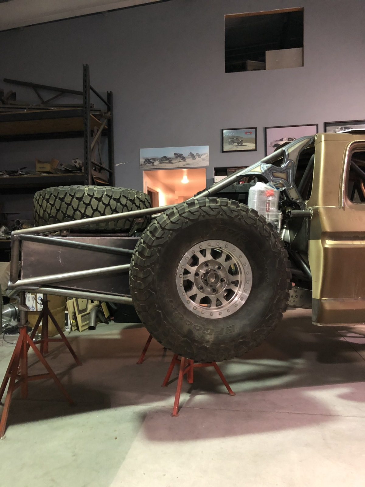 For Sale: 3 Seat Jefferies Built Ford F-100 Luxury Prerunner Project-Ready for assembly  - photo0