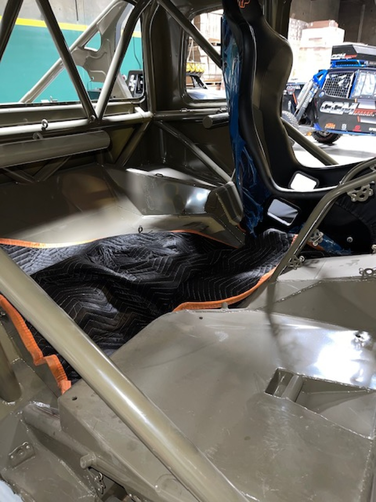 For Sale: 3 Seat Jefferies Built Ford F-100 Luxury Prerunner Project-Ready for assembly  - photo9