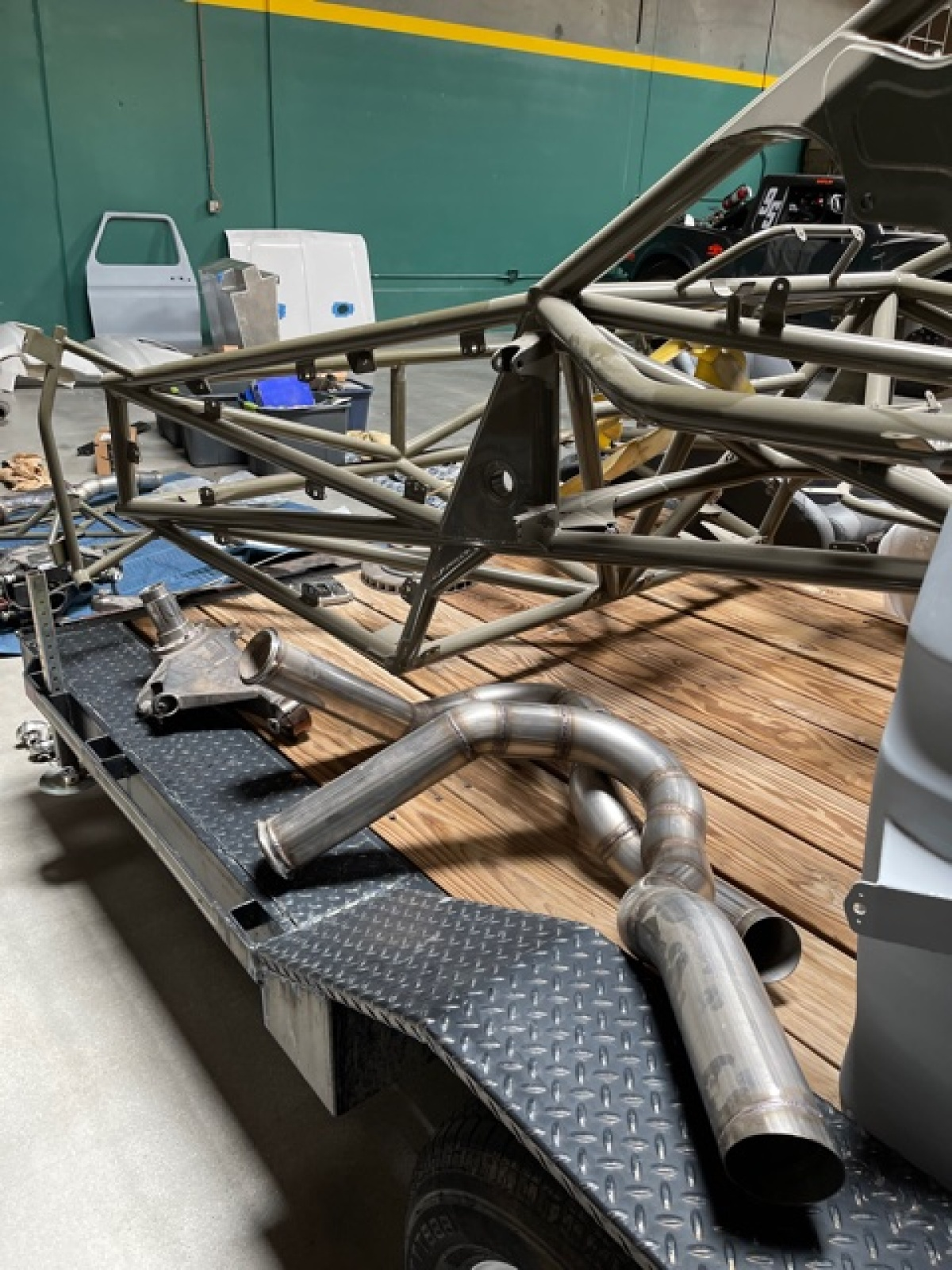 For Sale: 3 Seat Jefferies Built Ford F-100 Luxury Prerunner Project-Ready for assembly  - photo11