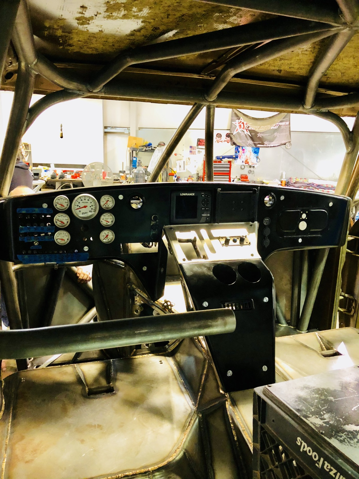 For Sale: 3 Seat Jefferies Built Ford F-100 Luxury Prerunner Project-Ready for assembly  - photo1