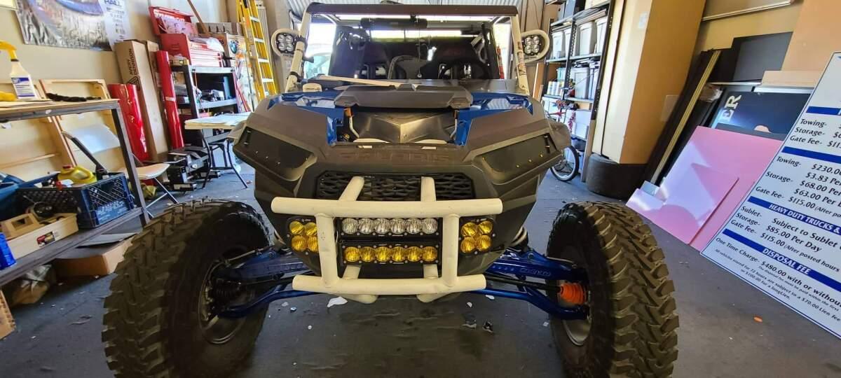 For Sale: 2017 Polaris RZR Pro Turbo/Unlimited Racecar built by CT Race Worx - photo35