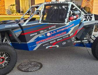 For Sale:**SOLD** 2017 Polaris RZR Pro Turbo/Unlimited Racecar built by CT Race Worx