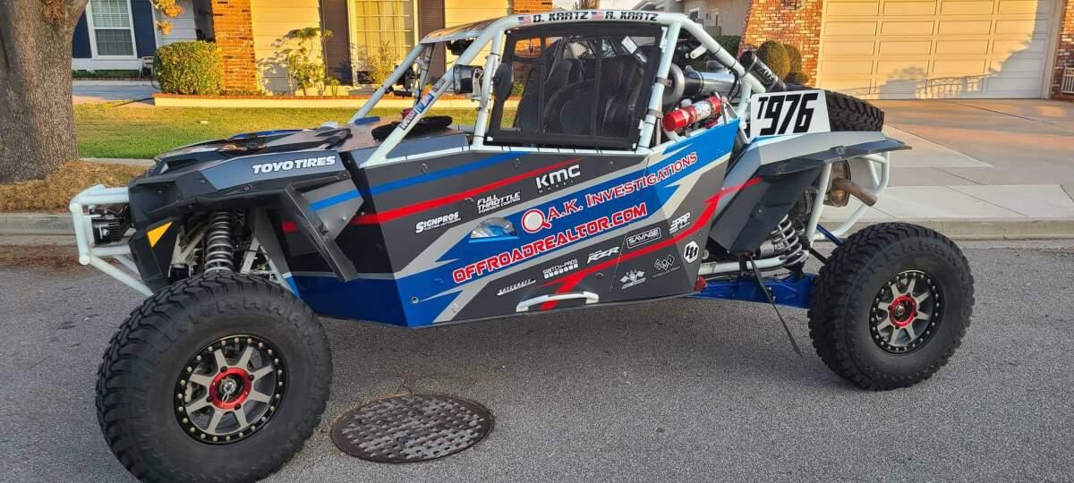 For Sale: 2017 Polaris RZR Pro Turbo/Unlimited Racecar built by CT Race Worx - photo0