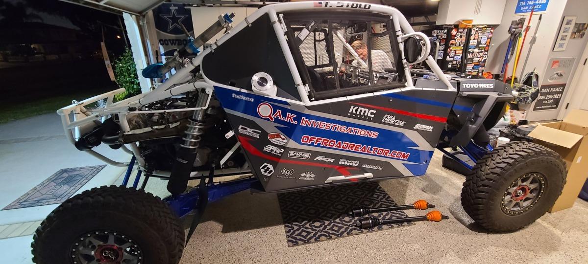 For Sale: 2017 Polaris RZR Pro Turbo/Unlimited Racecar built by CT Race Worx - photo16