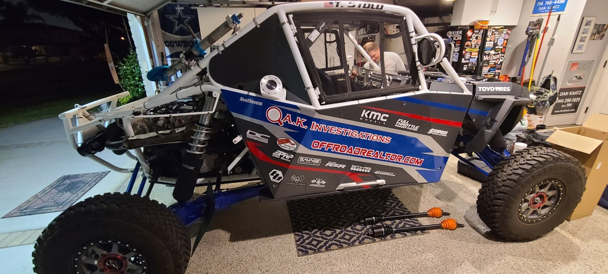 For Sale: 2017 Polaris RZR Pro Turbo/Unlimited Racecar built by CT Race Worx - photo16